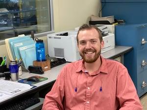 Kyle Cederberg Joins as Quality Engineer